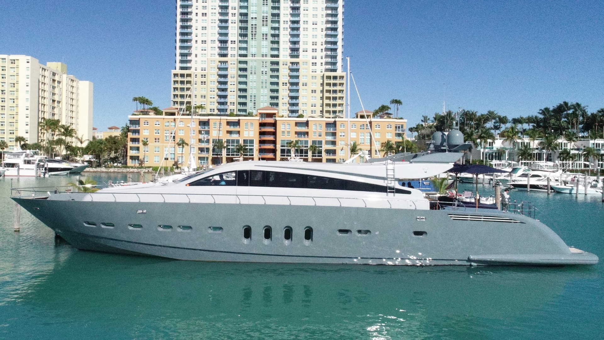 Picture Of: 101' Leopard Motor Yacht 2007 Yacht For Sale | 1 of 73