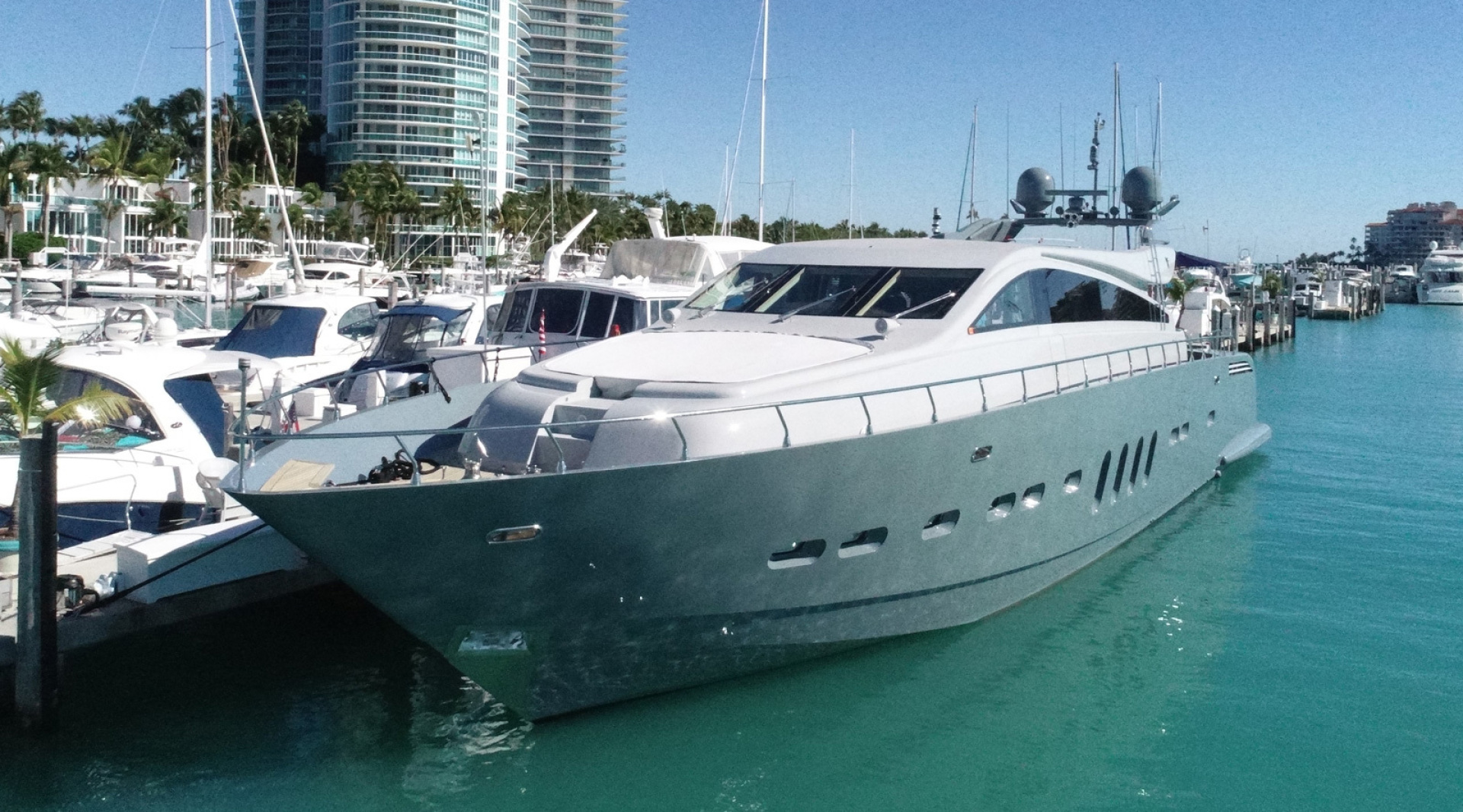 Picture Of: 101' Leopard Motor Yacht 2007 Yacht For Sale | 2 of 73