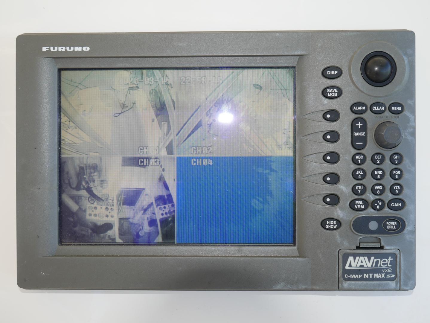 Viking-53 Convertible 1990-Fit For Duty Marathon-Florida-United States-1990 Viking 53 Convertible  Flybridge Helm Electronics-1358652   Thumbnail