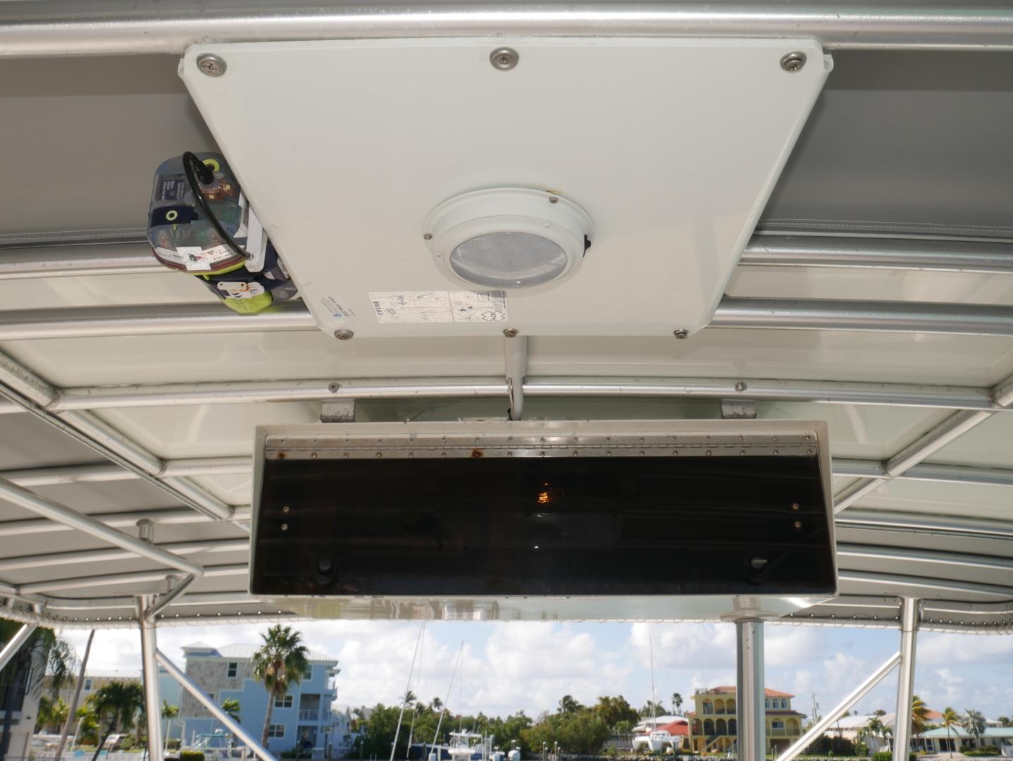 Viking-53 Convertible 1990-Fit For Duty Marathon-Florida-United States-1990 Viking 53 Convertible  Fit For Duty  Flybridge Helm Storage Box-1358646   Thumbnail