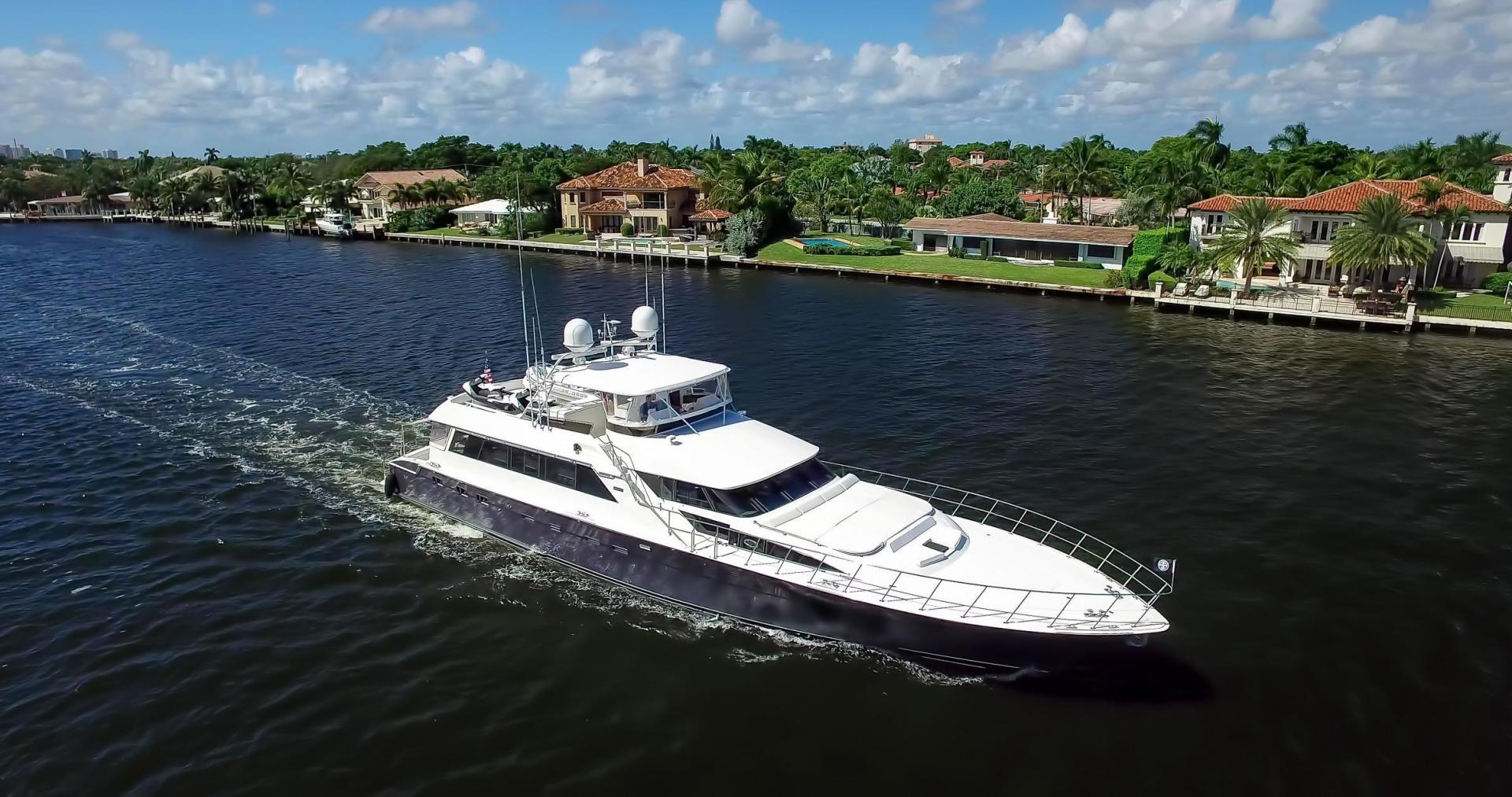 Picture Of: 91' Cheoy Lee 1988 Yacht For Sale | 1 of 18