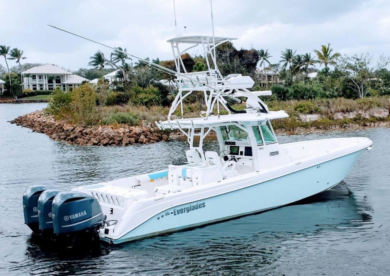 Everglades-350 CC 2011-Sea Predator Palm Beach Gardens-Florida-United States-Starboard Aft-1359659   Thumbnail