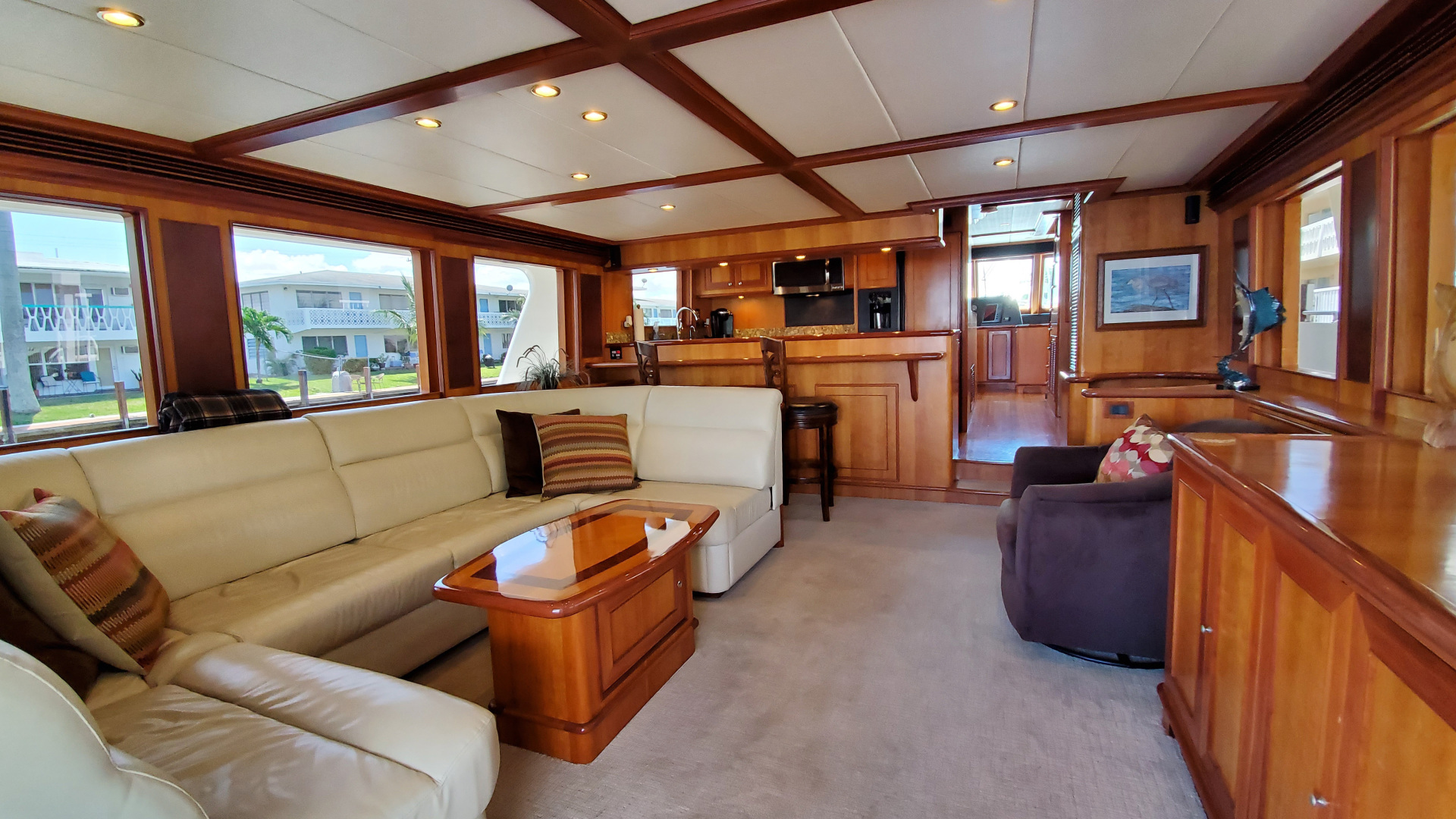 Outer Reef Yachts-730 MY 2005-LIONS SHARE Annapolis-Maryland-United States-1360023 | Thumbnail