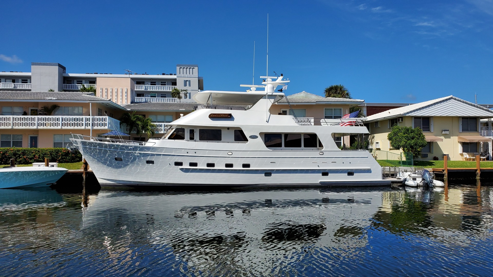 Outer Reef Yachts-730 MY 2005-LIONS SHARE Annapolis-Maryland-United States-1360074 | Thumbnail