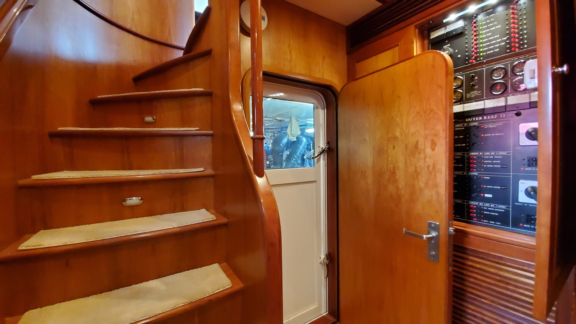 Outer Reef Yachts-730 MY 2005-LIONS SHARE Annapolis-Maryland-United States-1360049 | Thumbnail