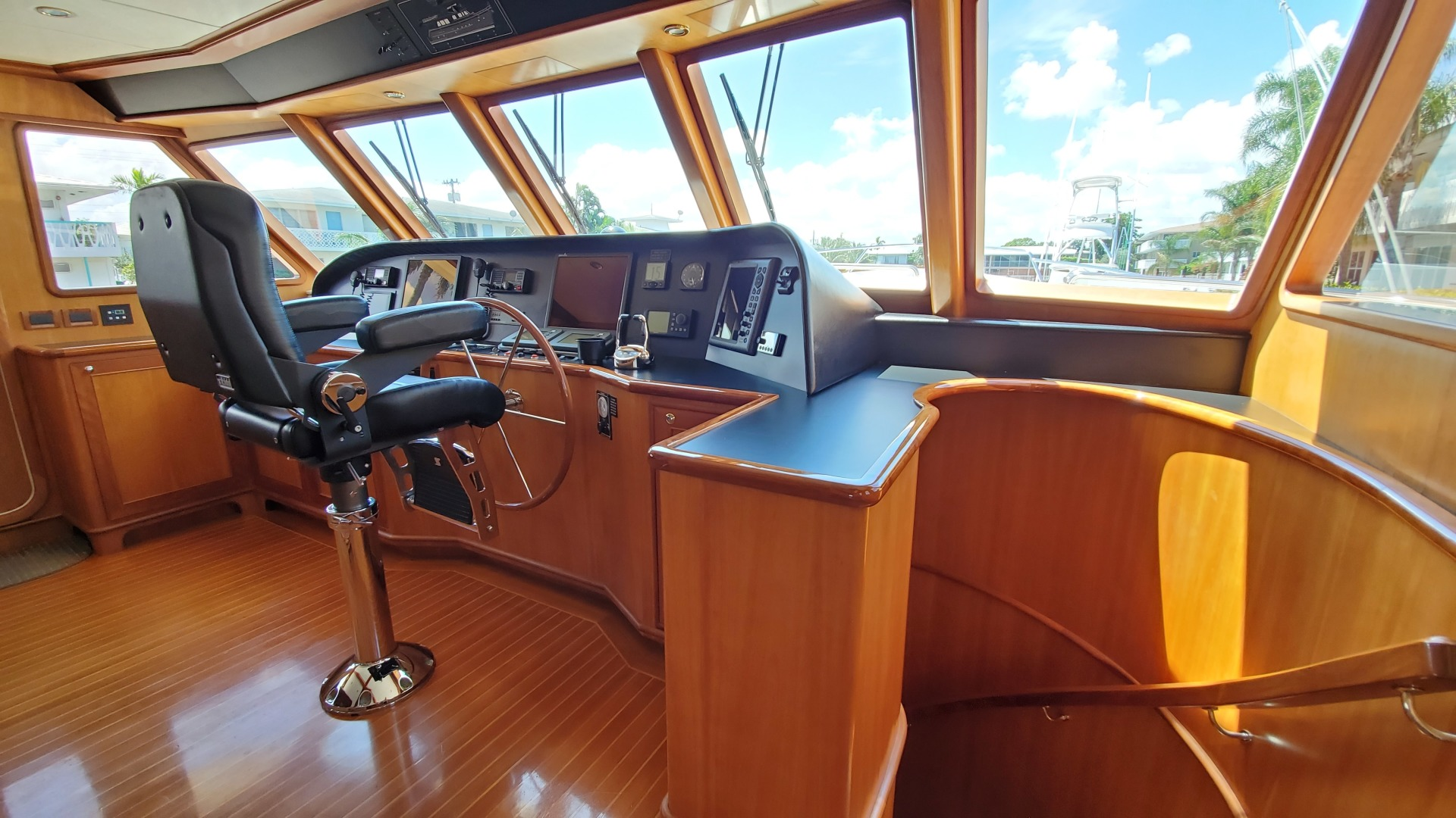 Outer Reef Yachts-730 MY 2005-LIONS SHARE Annapolis-Maryland-United States-1360035 | Thumbnail