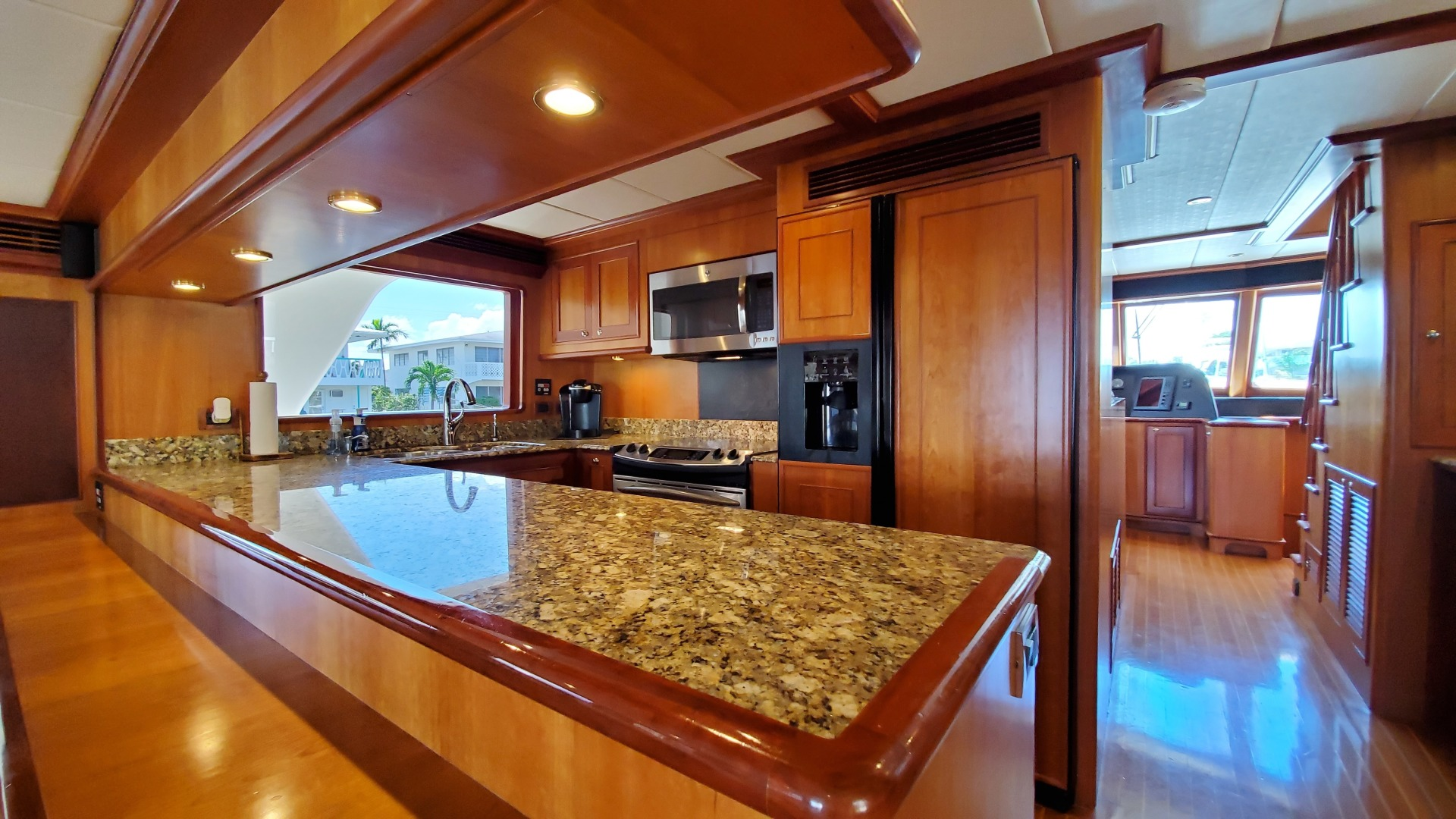Outer Reef Yachts-730 MY 2005-LIONS SHARE Annapolis-Maryland-United States-1360027 | Thumbnail