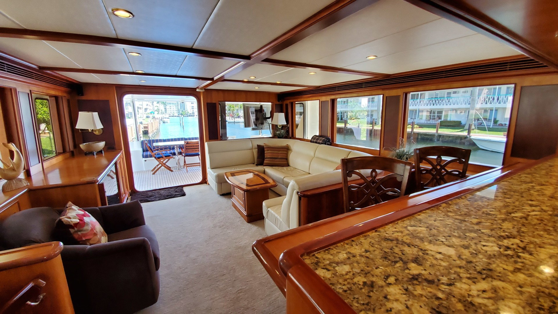 Outer Reef Yachts-730 MY 2005-LIONS SHARE Annapolis-Maryland-United States-1360026 | Thumbnail