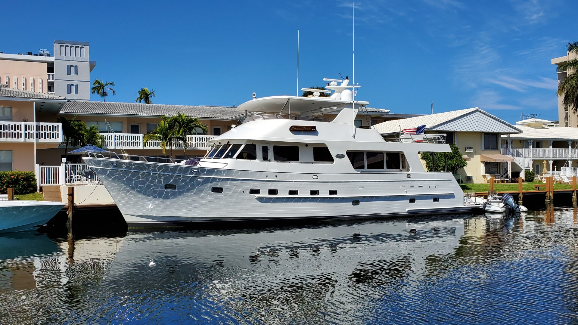Outer Reef Yachts-730 MY 2005-LIONS SHARE Annapolis-Maryland-United States-1360019 | Thumbnail