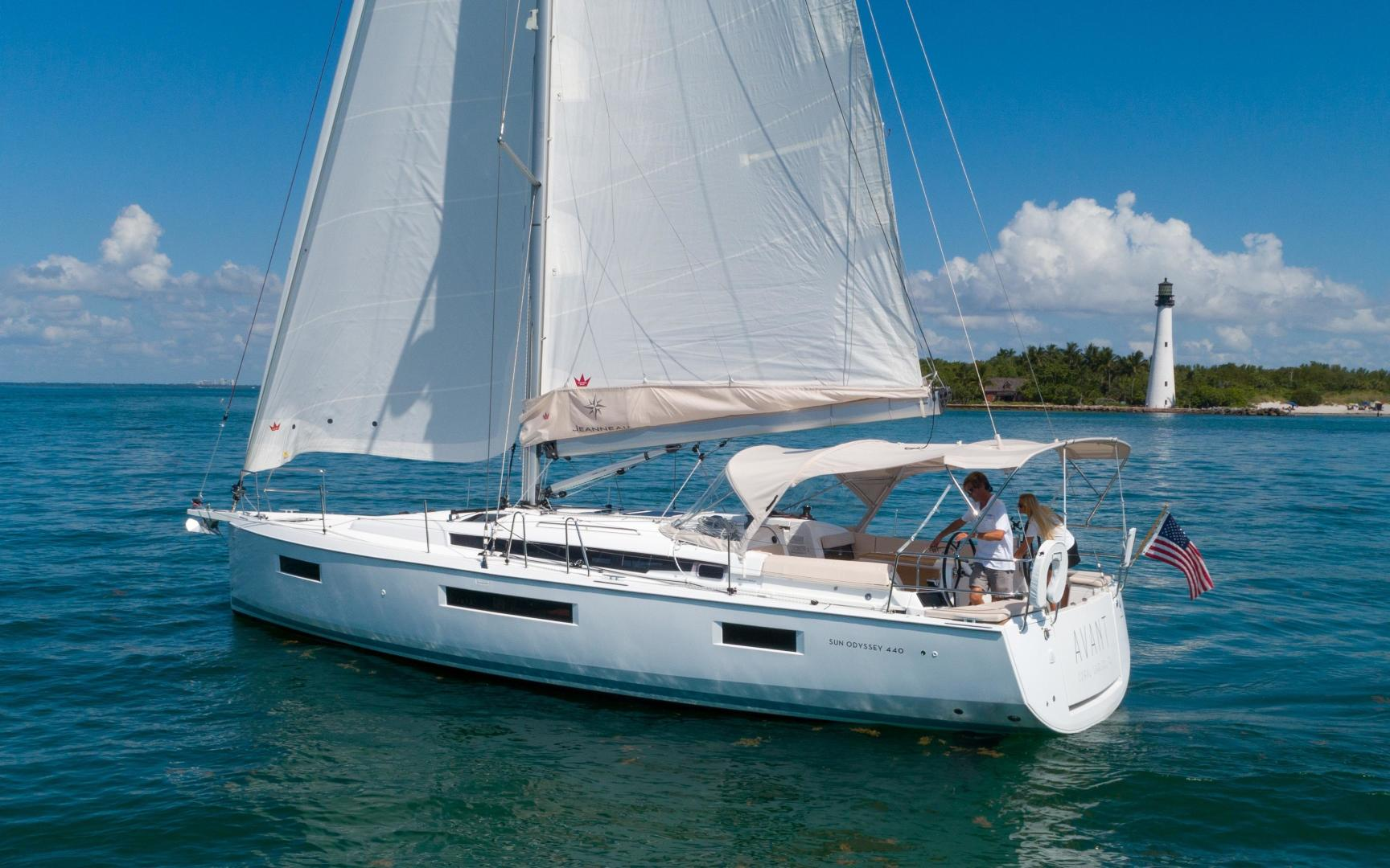 Picture Of: 44' Jeanneau 440 2019 Yacht For Sale | 1 of 50