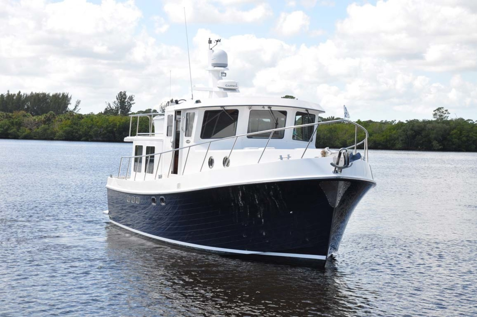 American Tug-41 Trawler 2005-UNFORGETTABLE Port St. Lucie-Florida-United States-Starboard Bow-1361201 | Thumbnail