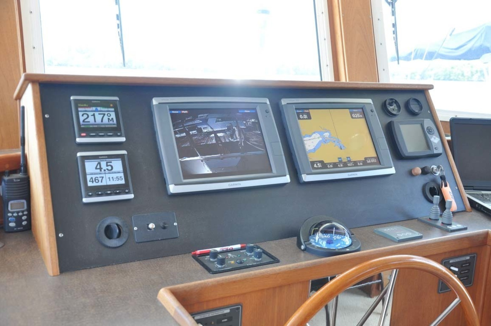 American Tug-41 Trawler 2005-UNFORGETTABLE Port St. Lucie-Florida-United States-Electronics-1361156 | Thumbnail