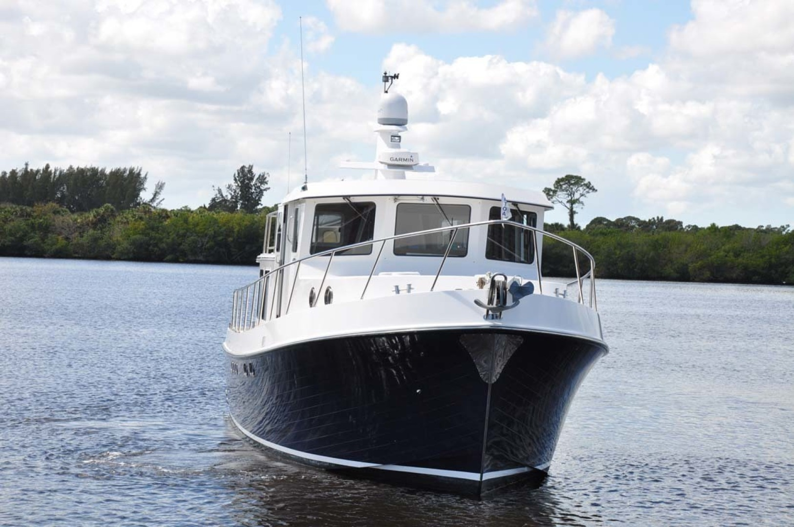 American Tug-41 Trawler 2005-UNFORGETTABLE Port St. Lucie-Florida-United States-Bow-1361200 | Thumbnail