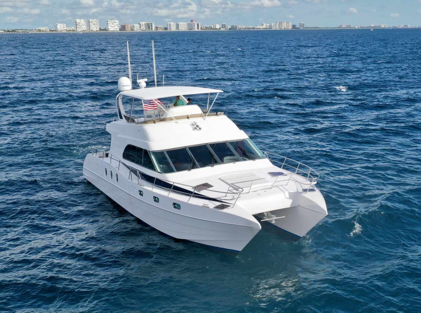 Picture Of: 64' Prout International Panther 64 1997 Yacht For Sale | 1 of 78