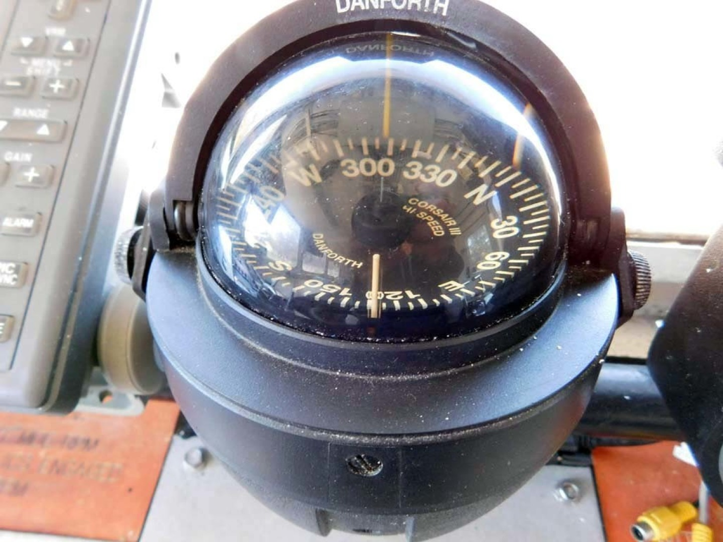 Derecktor-Custom Research Recovery 1976-Damit Janet V Ponce Inlet-Florida-United States-Compass-1361833 | Thumbnail