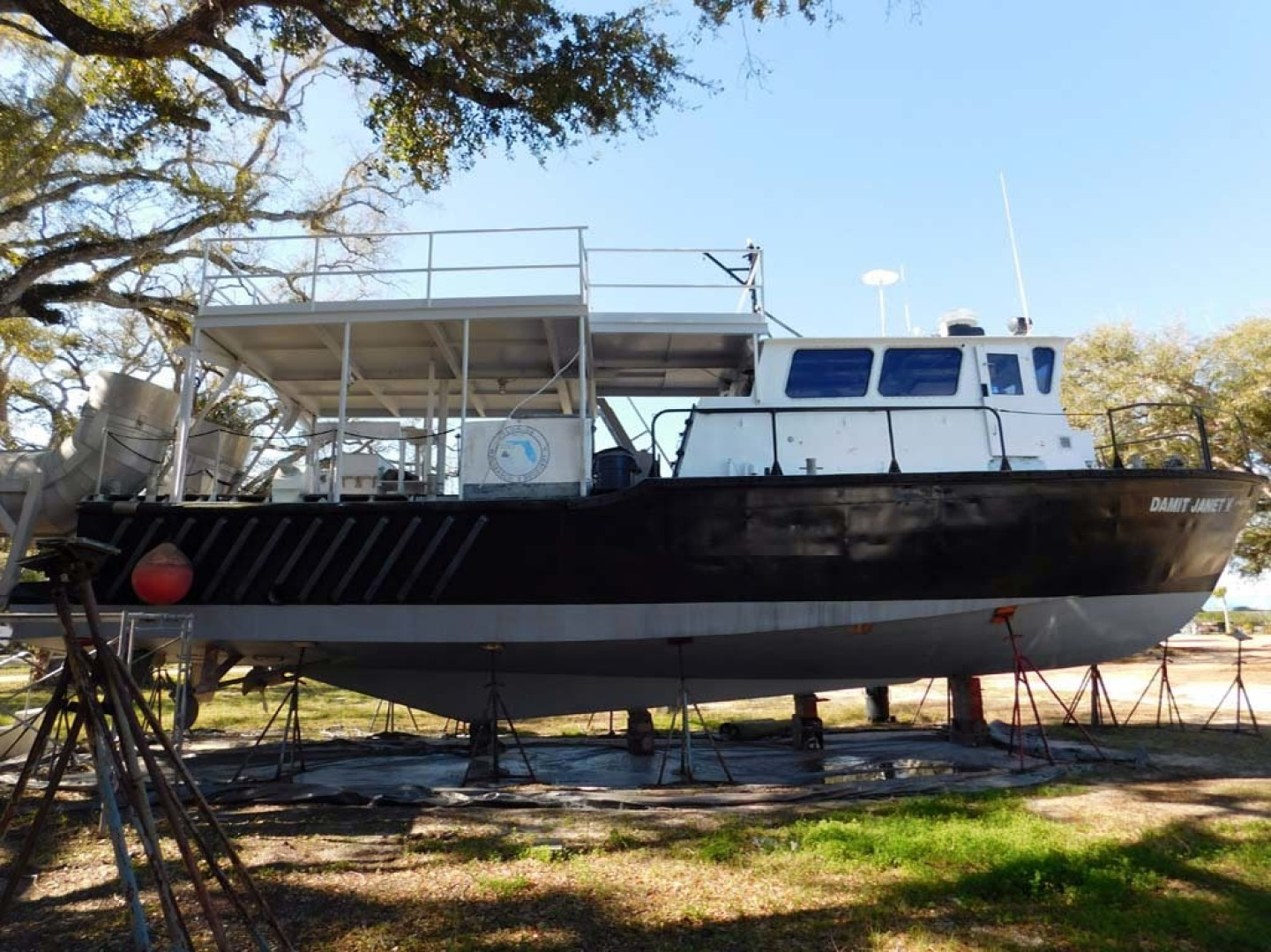 Picture Of: 58' Derecktor Custom Research Recovery 1976 Yacht For Sale | 1 of 66