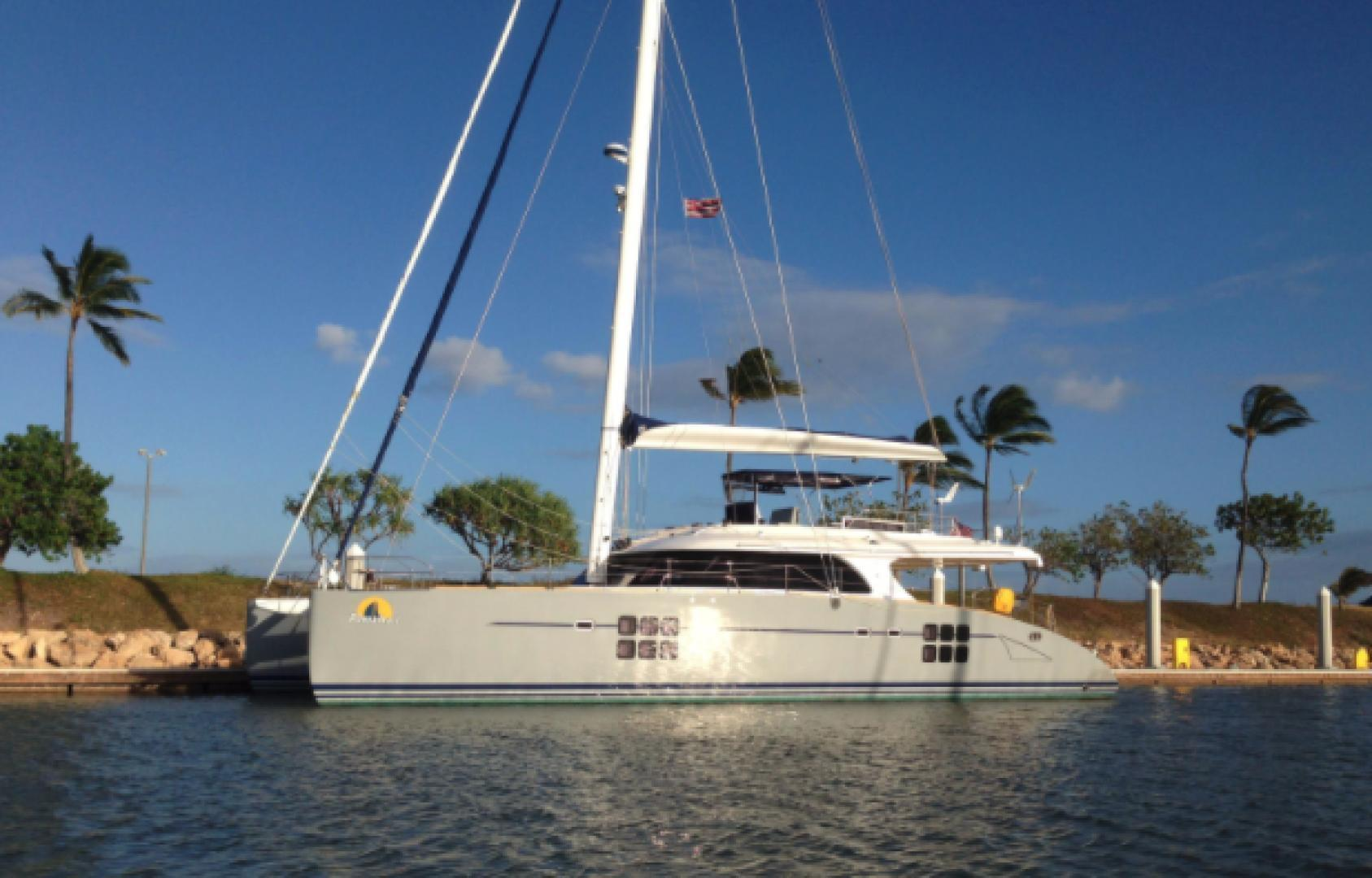 Picture Of: 71' Sunreef Sailing 70 2012 Yacht For Sale | 1 of 21