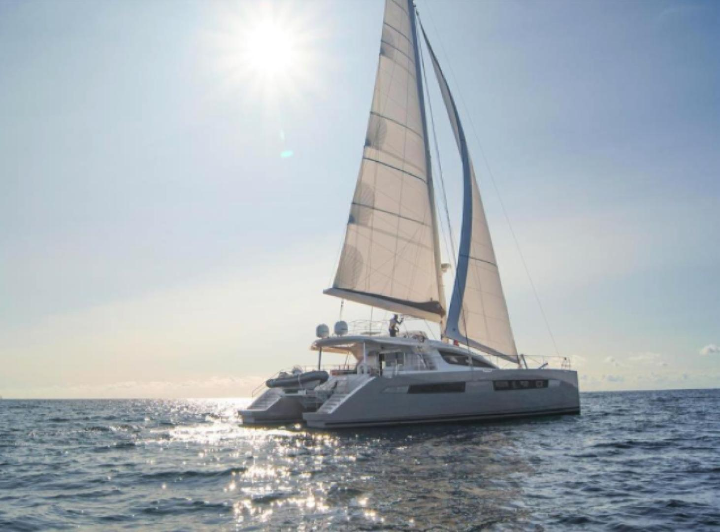 Picture Of: 64' Privilege 2017 Yacht For Sale | 2 of 19