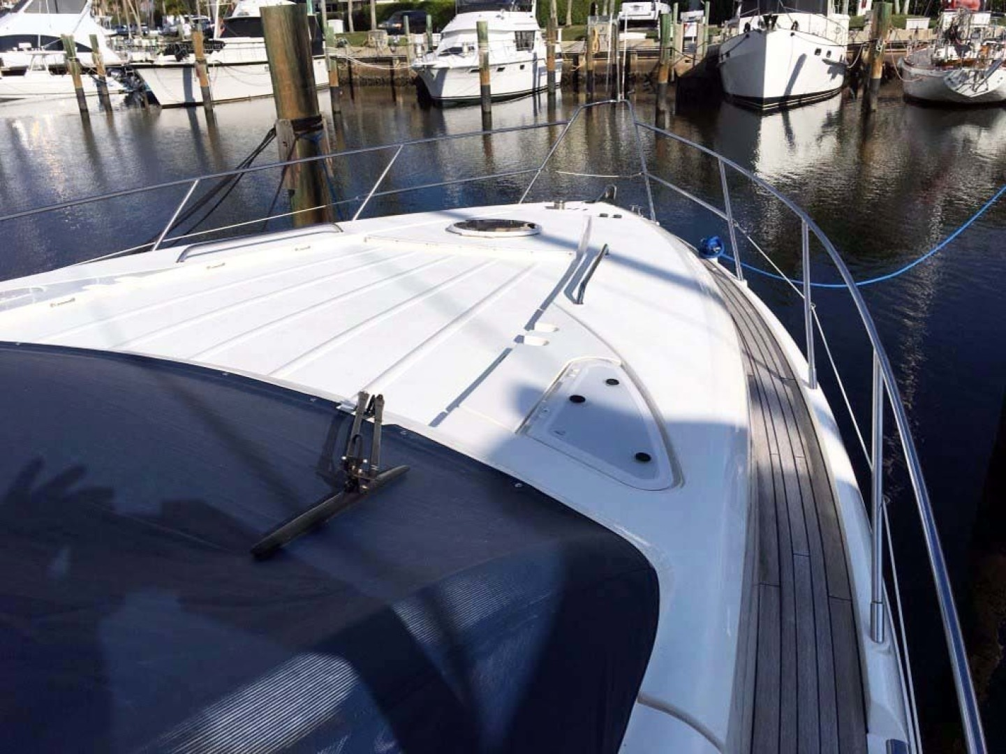 Picture Of: 50' Fairline Phantom 50 2008 Yacht For Sale | 2 of 32