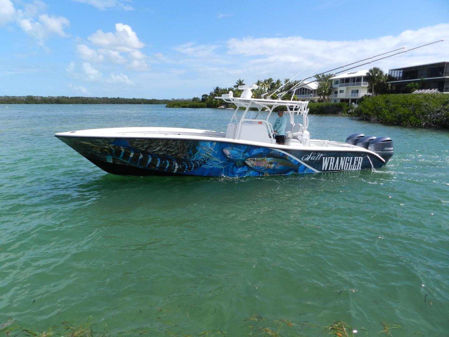 Picture Of: 36' Yellowfin 2017 Yacht For Sale | 2 of 54