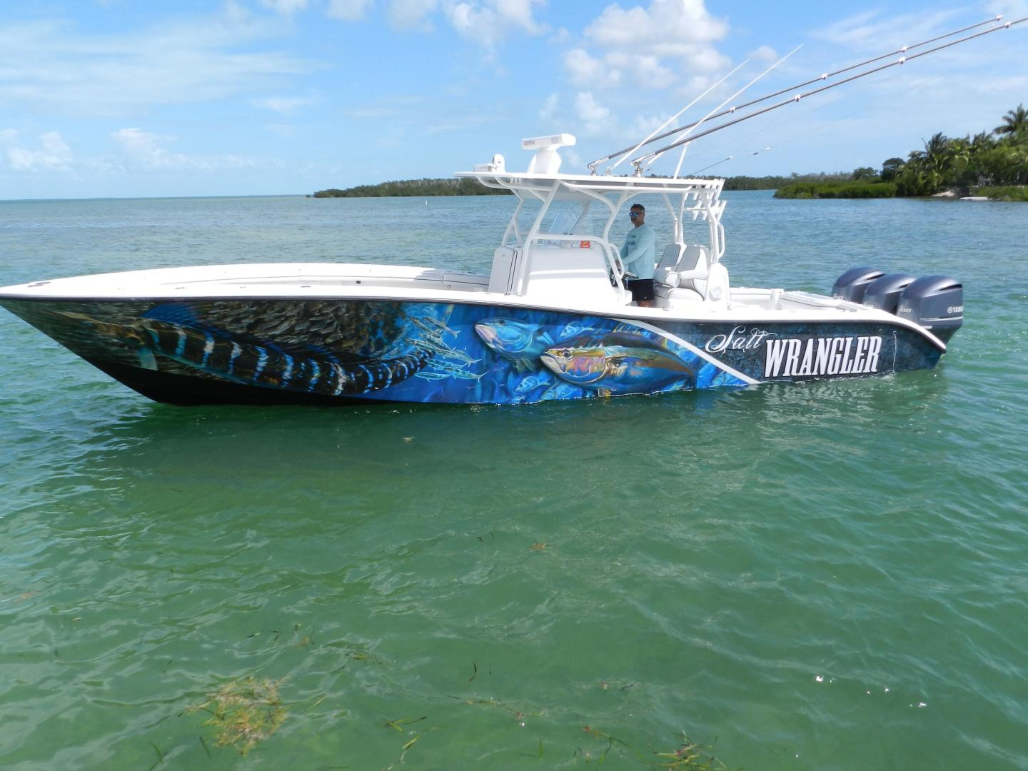 Picture Of: 36' Yellowfin 2017 Yacht For Sale | 1 of 54