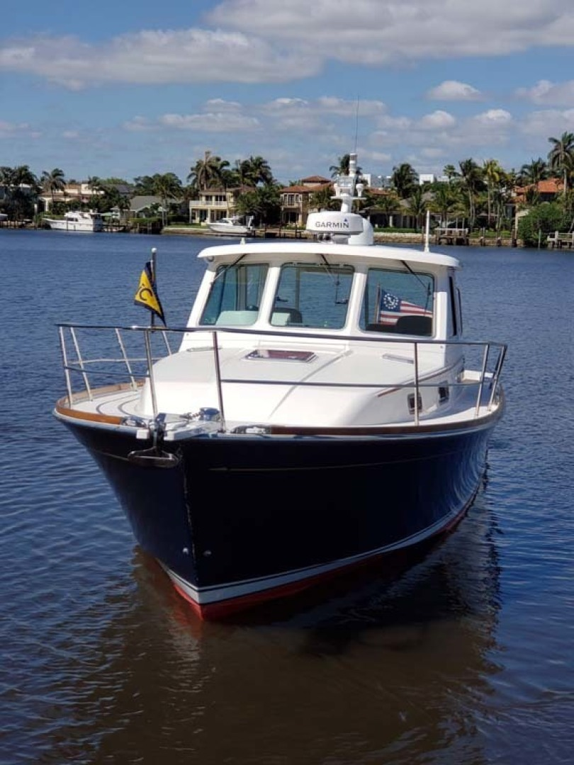Sabre-Express 2007-7th Heaven Palm Beach Gardens-Florida-United States-Bow View-1367209 | Thumbnail