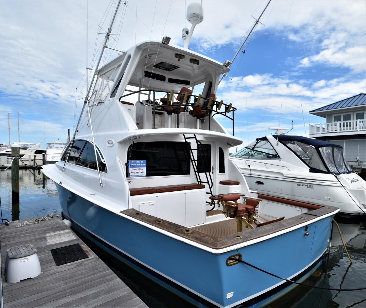 "1996 Ocean Yachts 48' 48 Supersport Convertible ""Team Sandman"""
