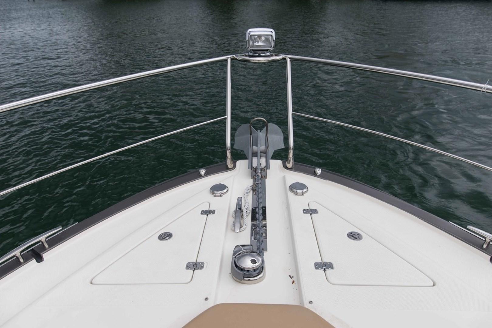 Anchor and Windlass