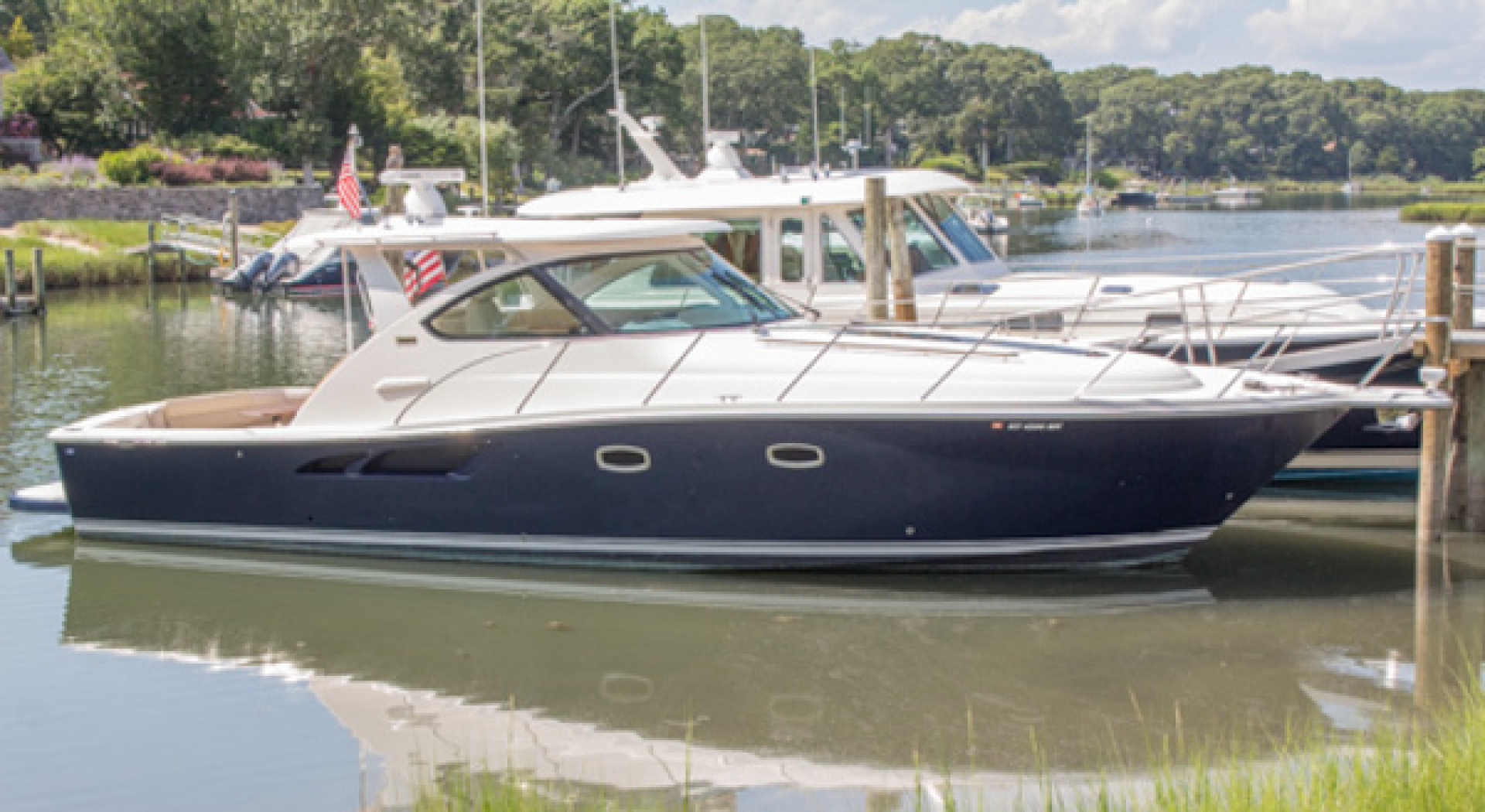 Picture Of: 41' Tiara Express 2015 Yacht For Sale | 1 of 29