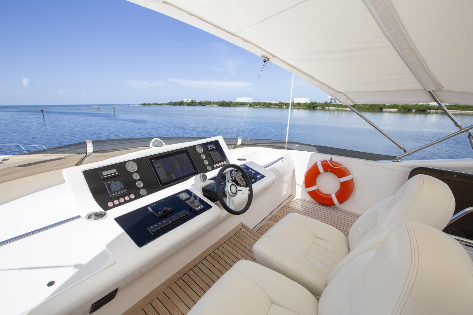 Viking Princess-V85 2009-Las Brisas Fort Lauderdale-Florida-United States-1365538 | Thumbnail