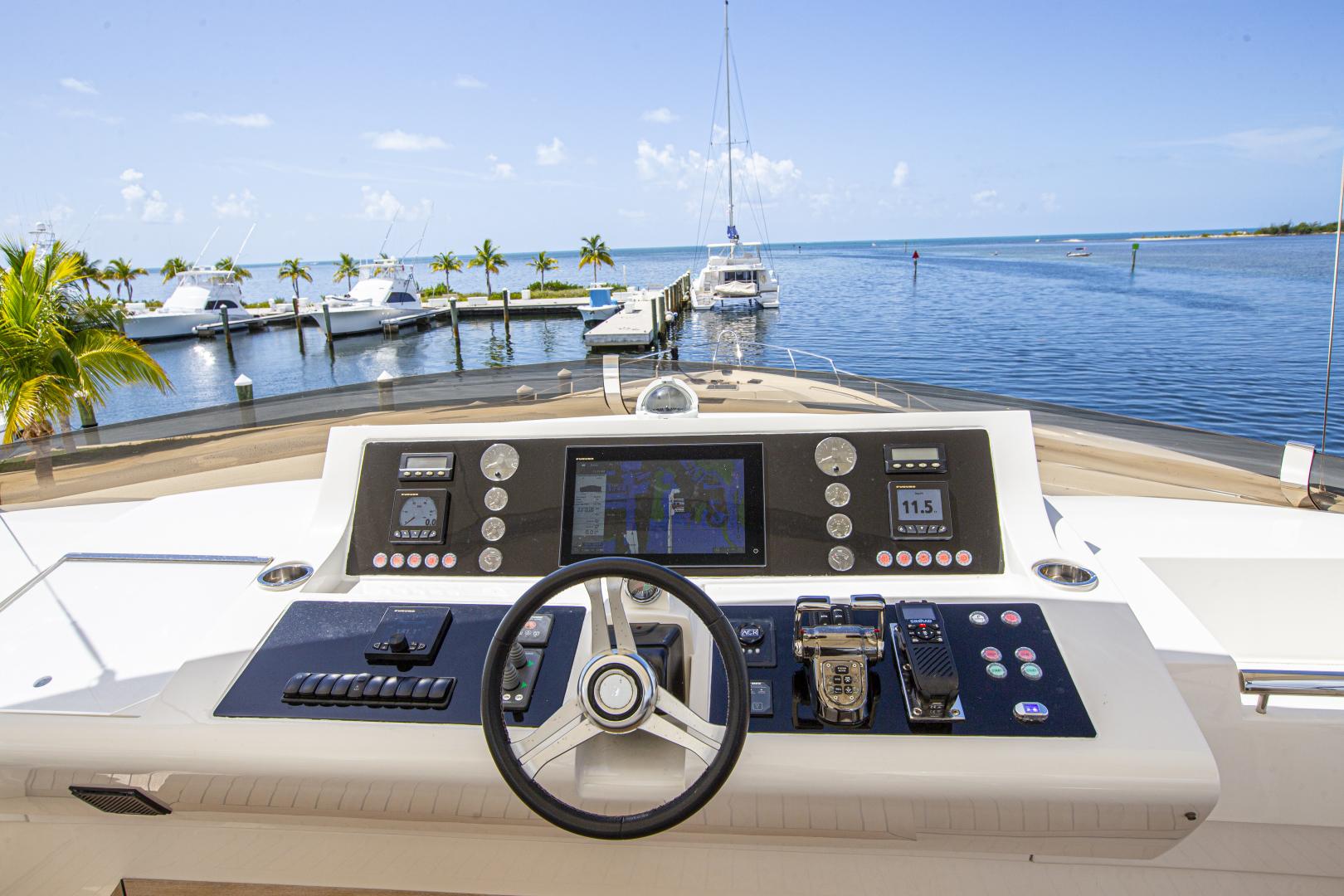 Viking Princess-V85 2009-Las Brisas Fort Lauderdale-Florida-United States-1365537 | Thumbnail