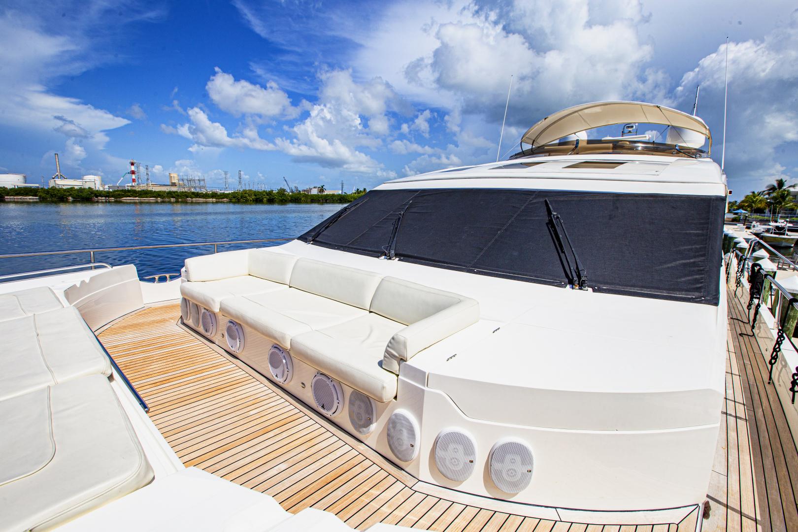 Viking Princess-V85 2009-Las Brisas Fort Lauderdale-Florida-United States-1365523 | Thumbnail
