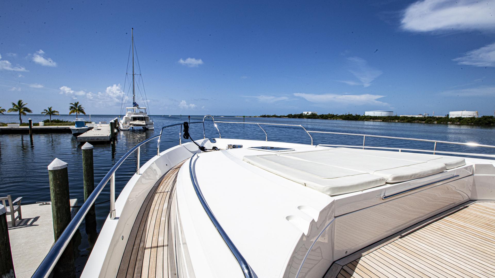 Viking Princess-V85 2009-Las Brisas Fort Lauderdale-Florida-United States-1365525 | Thumbnail