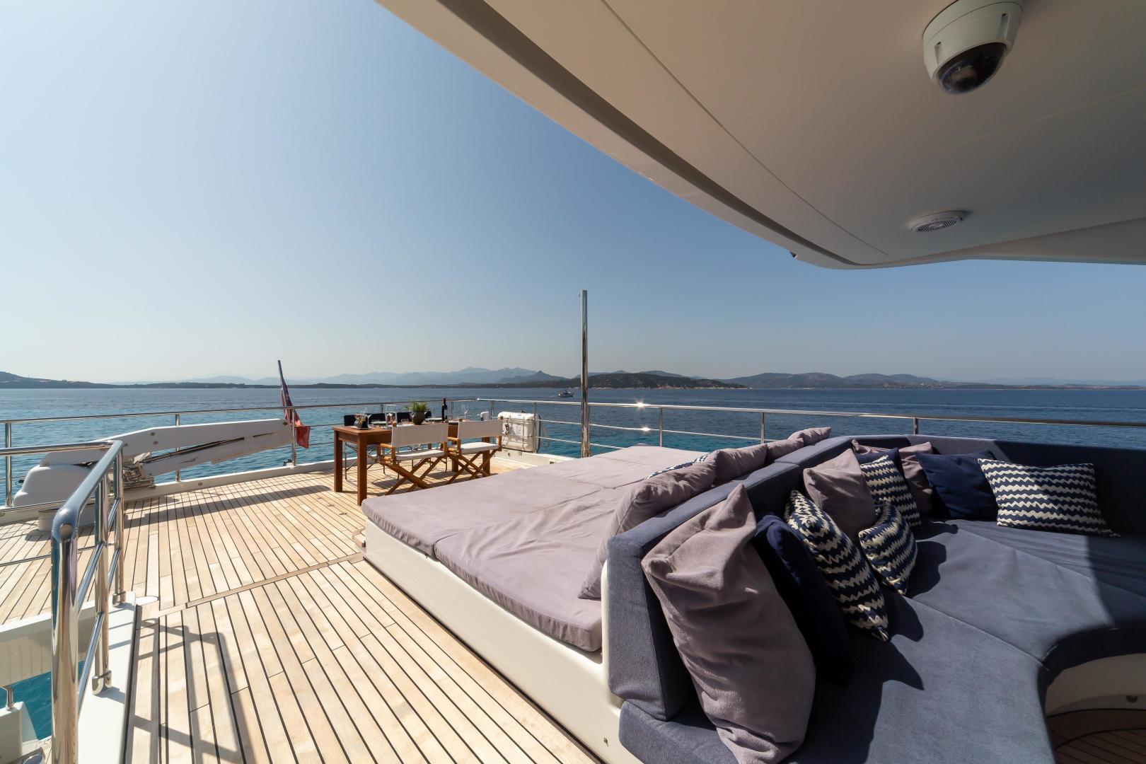 Cantiere Delle Marche-Nauta Air 86 2014-ROSEY Olbia, Sardinia-Italy-1366170 | Thumbnail