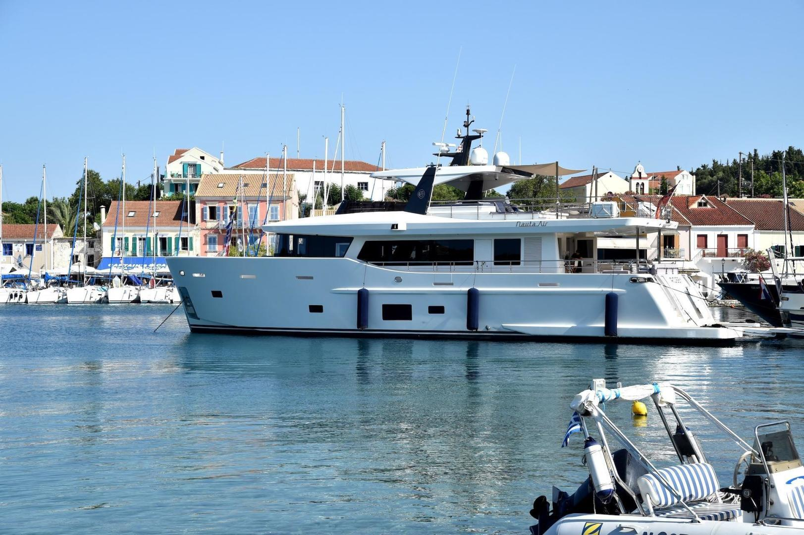 Picture Of: 89' Cantiere Delle Marche Nauta Air 86 2014 Yacht For Sale | 2 of 42