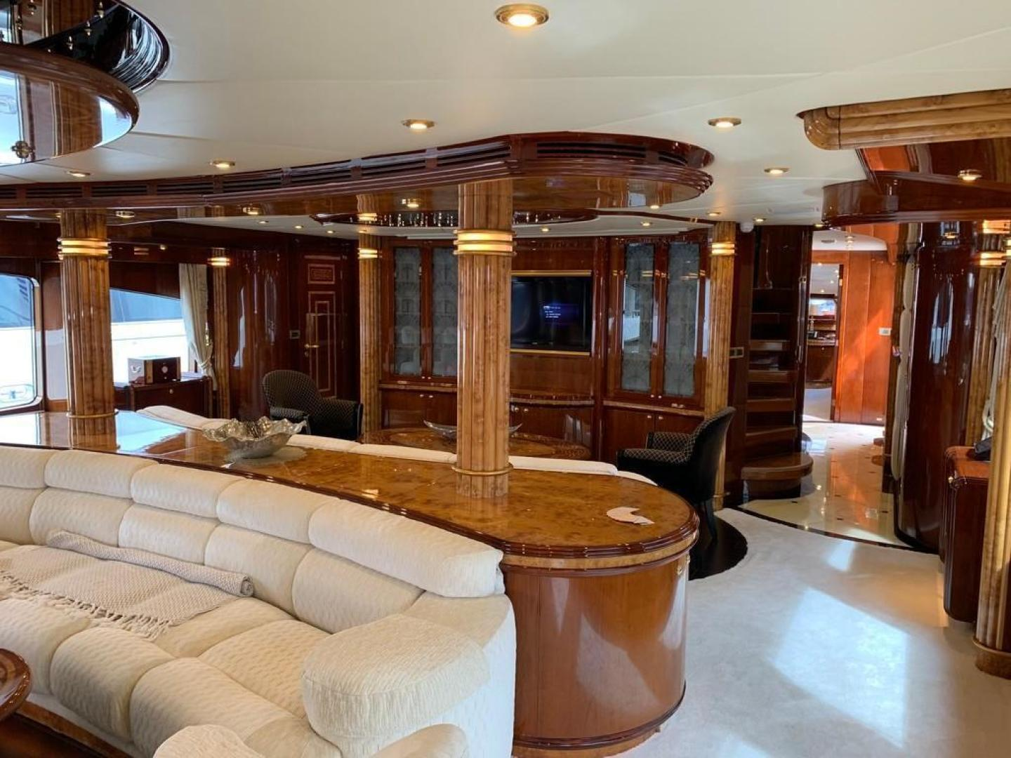 Millennium Super Yachts-Raised Pilothouse 2003-Arthurs Way Pompano Beach-Florida-United States-1366643 | Thumbnail