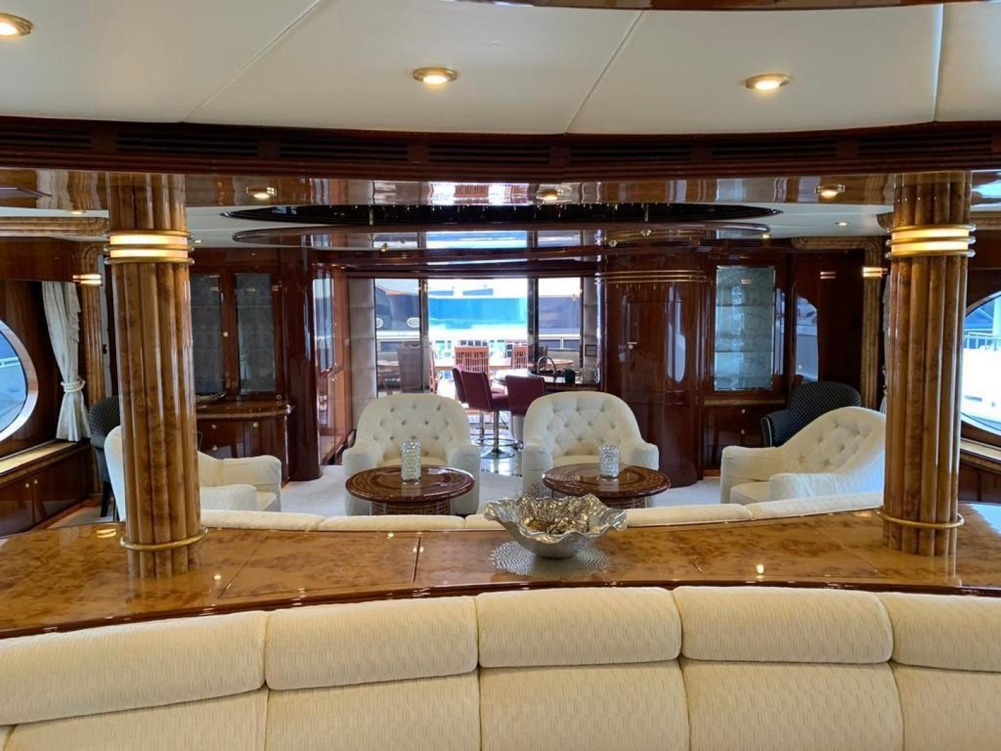 Millennium Super Yachts-Raised Pilothouse 2003-Arthurs Way Pompano Beach-Florida-United States-1366642 | Thumbnail