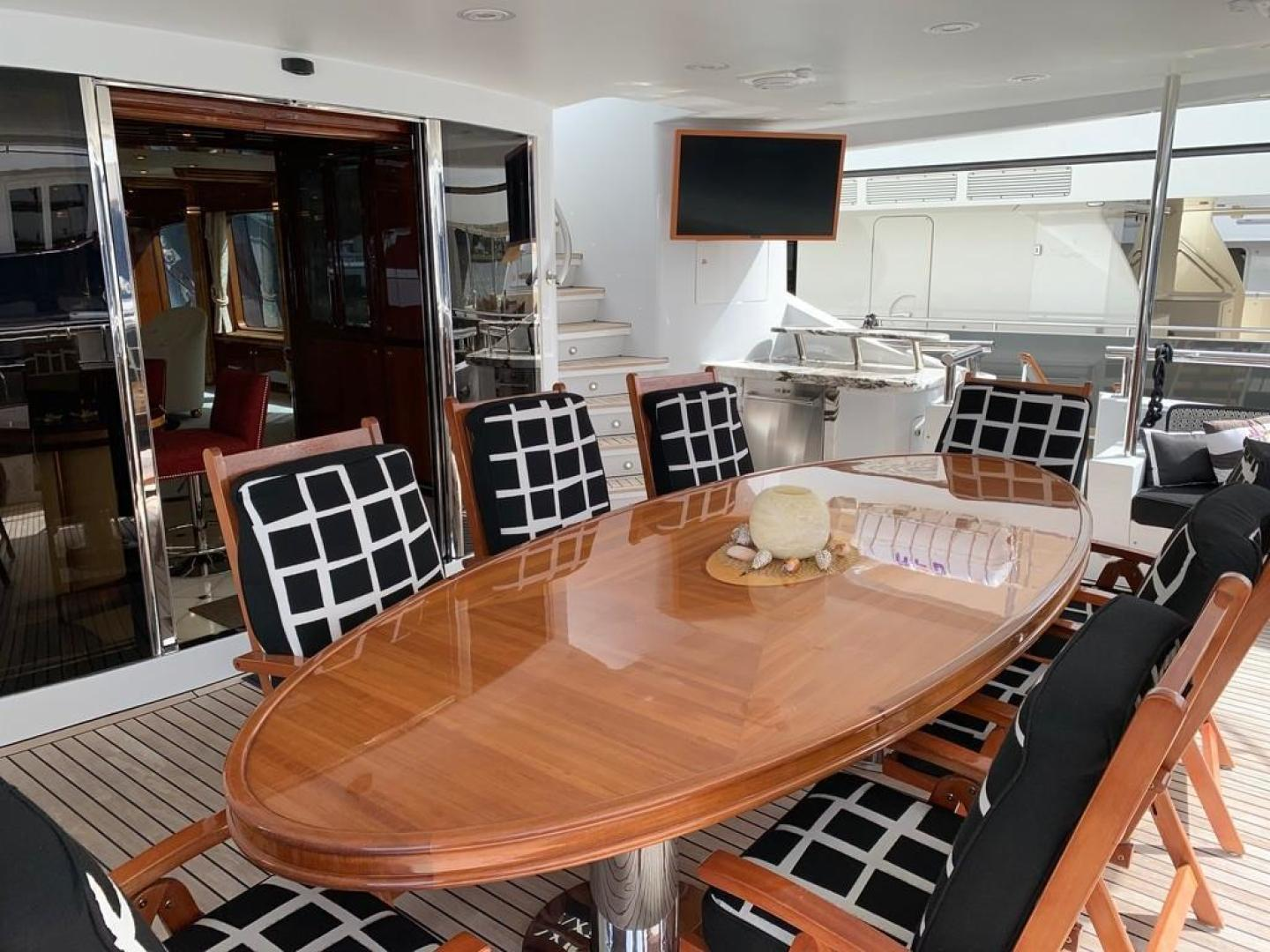 Millennium Super Yachts-Raised Pilothouse 2003-Arthurs Way Pompano Beach-Florida-United States-1366644 | Thumbnail