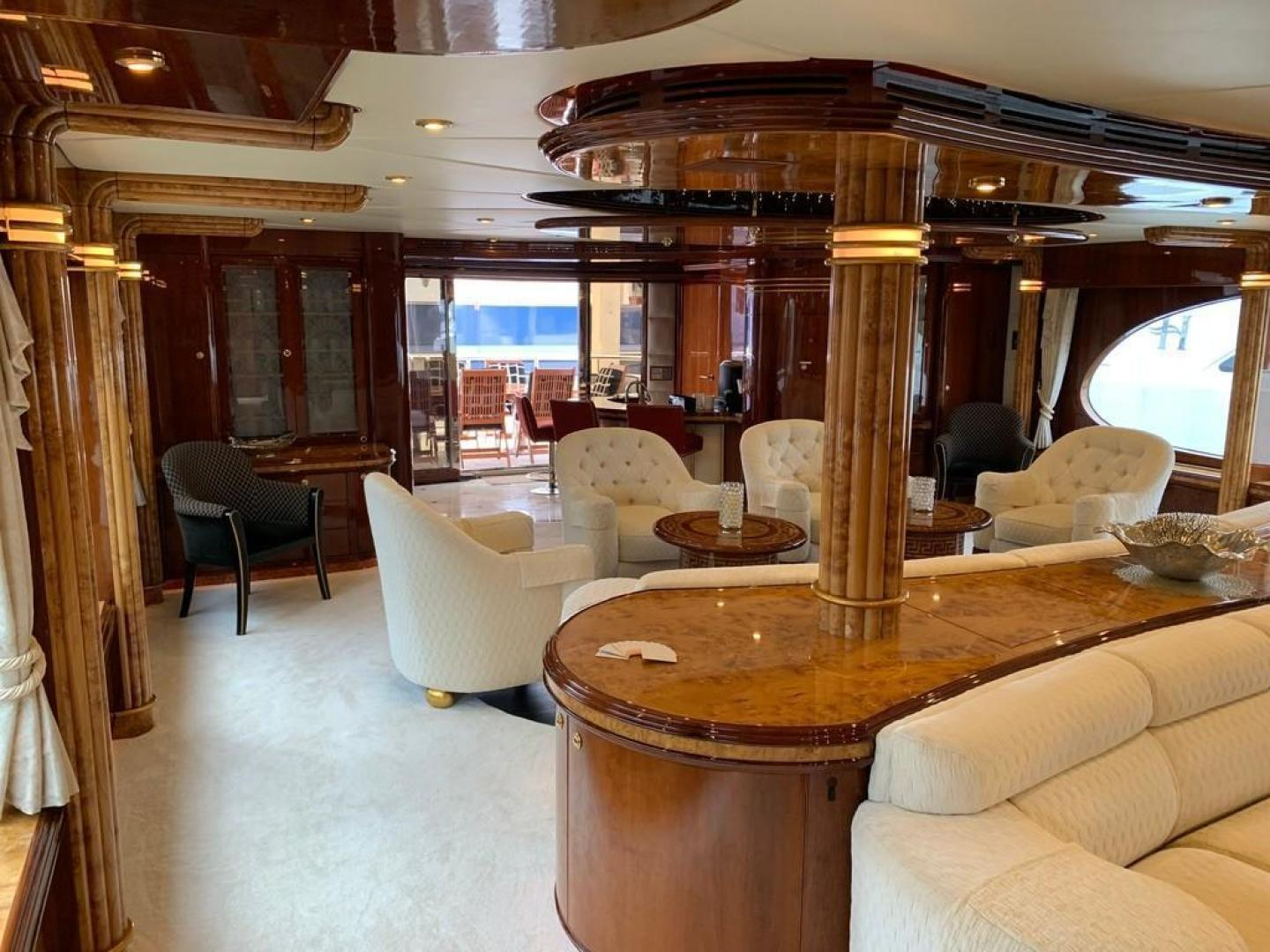 Millennium Super Yachts-Raised Pilothouse 2003-Arthurs Way Pompano Beach-Florida-United States-1366639 | Thumbnail