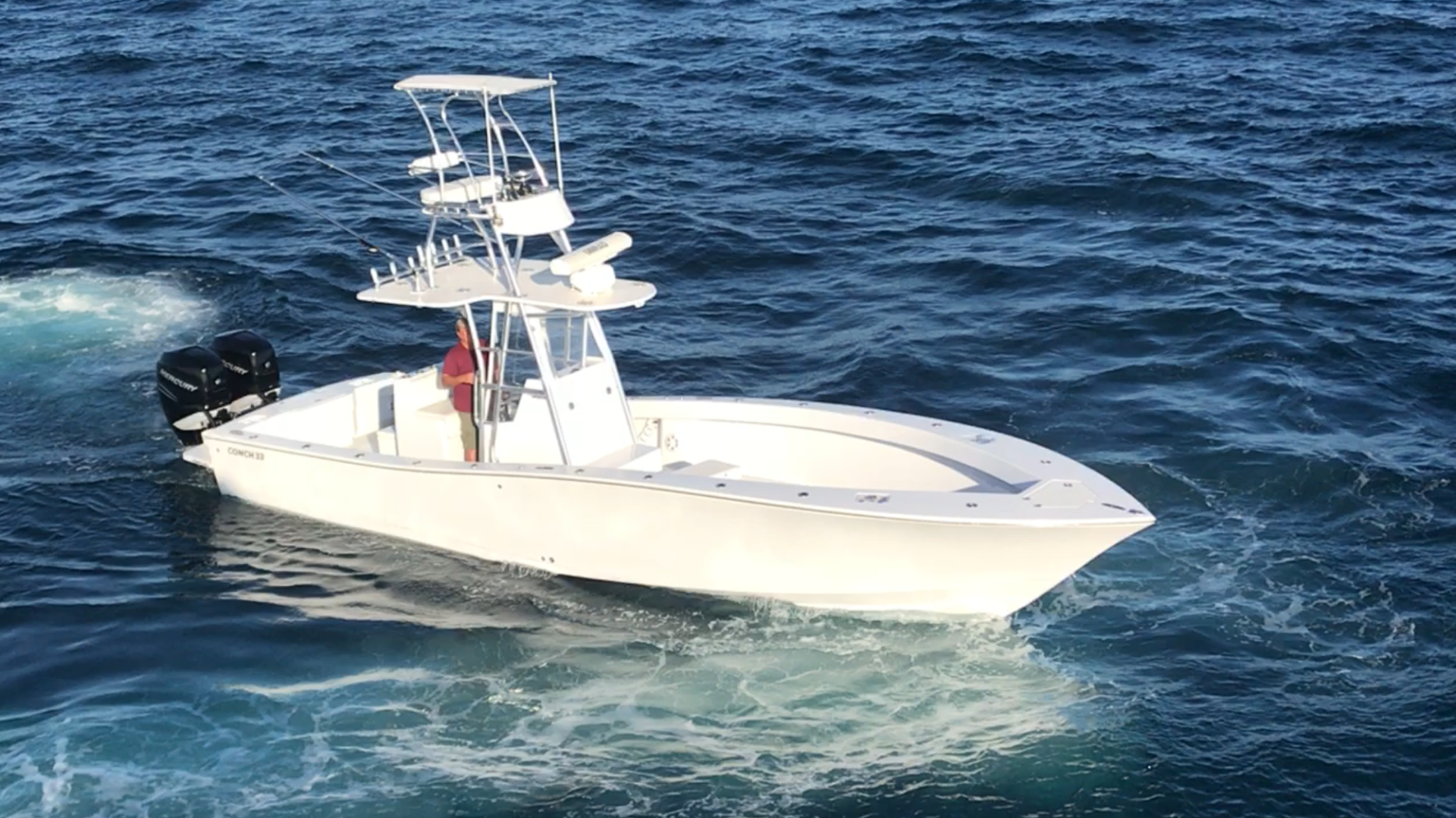 Conch-33 Center Console 2017-33 Center Console FT. LAUDERDALE-United States-1366693 | Thumbnail