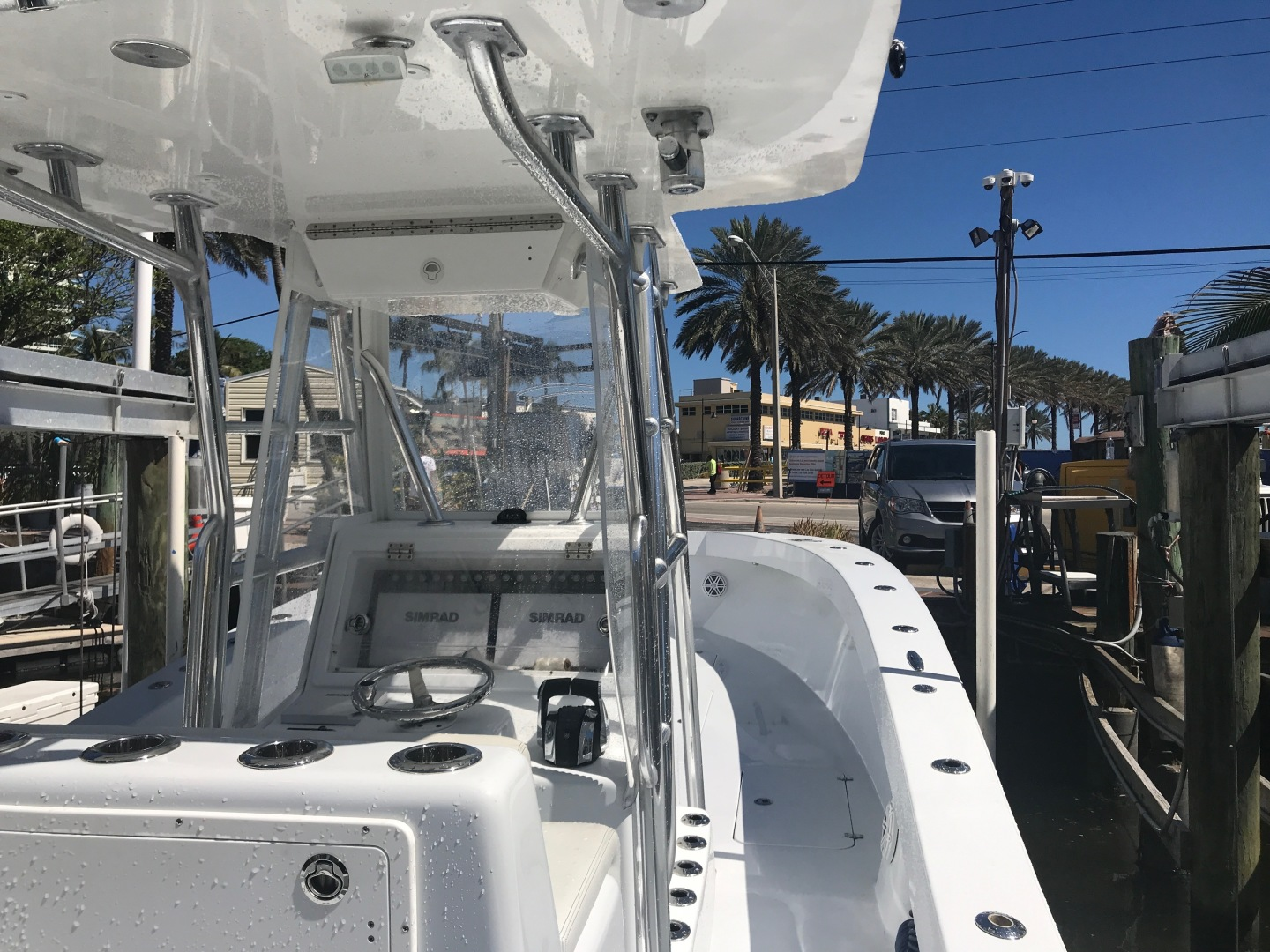 Conch-33 Center Console 2017-33 Center Console FT. LAUDERDALE-United States-1366685 | Thumbnail