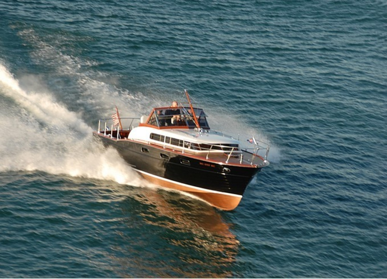 Chris-Craft-33 Futura 1957-Black Beauty Port Huron-Michigan-United States-1366813 | Thumbnail