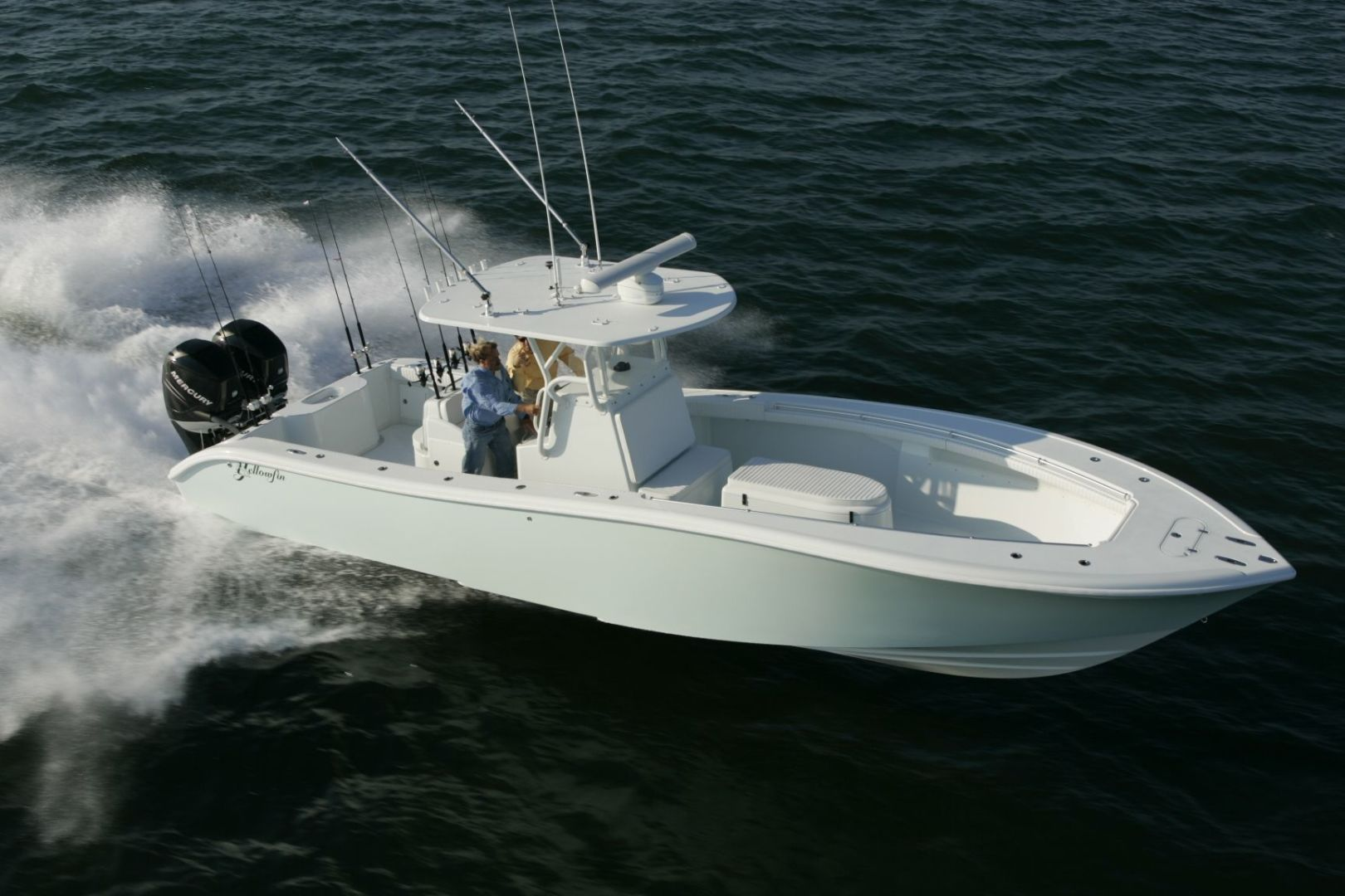 """2021 Yellowfin 34' 34 Offshore """"34 Offshore"""""""