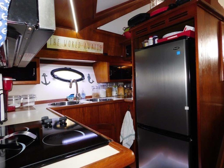Californian-45 Aft Cabin Motor Yacht 1989-Last Tango Merritt Island-Florida-United States-Galley-1367160   Thumbnail