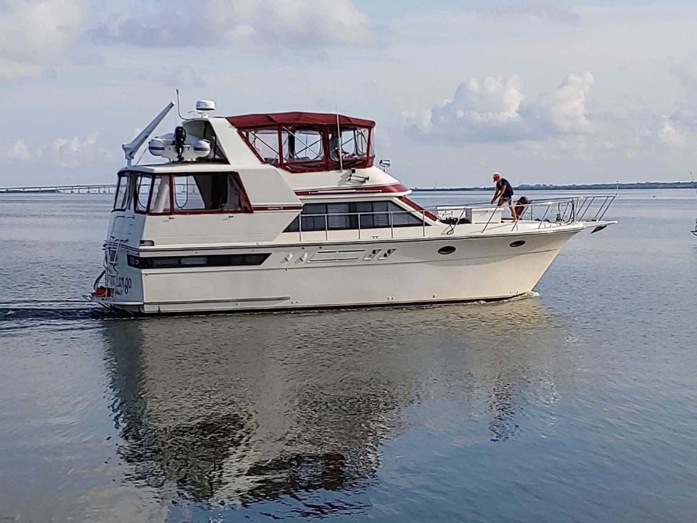 Californian-45 Aft Cabin Motor Yacht 1989-Last Tango Merritt Island-Florida-United States-Main Profile-1367105   Thumbnail