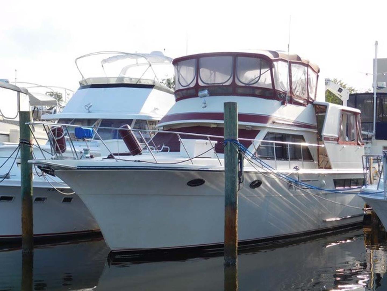 Californian-45 Aft Cabin Motor Yacht 1989-Last Tango Merritt Island-Florida-United States-Port Bow-1367166   Thumbnail