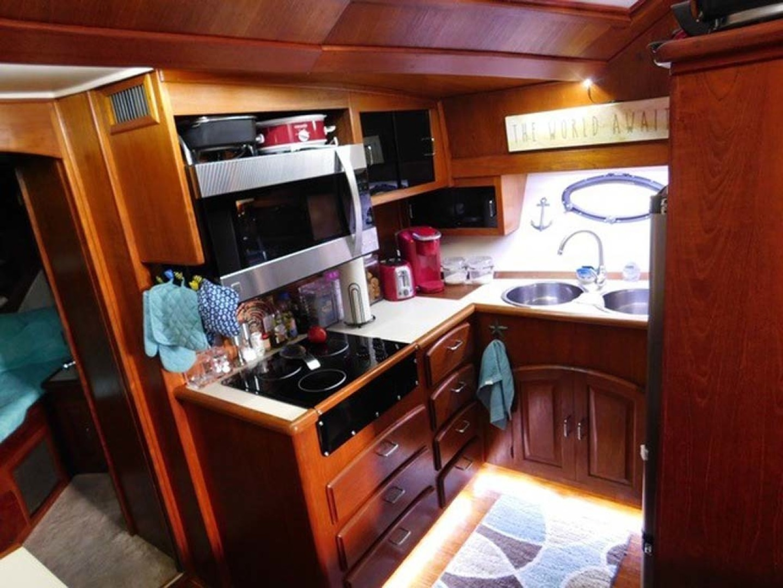 Californian-45 Aft Cabin Motor Yacht 1989-Last Tango Merritt Island-Florida-United States-Galley-1367159   Thumbnail