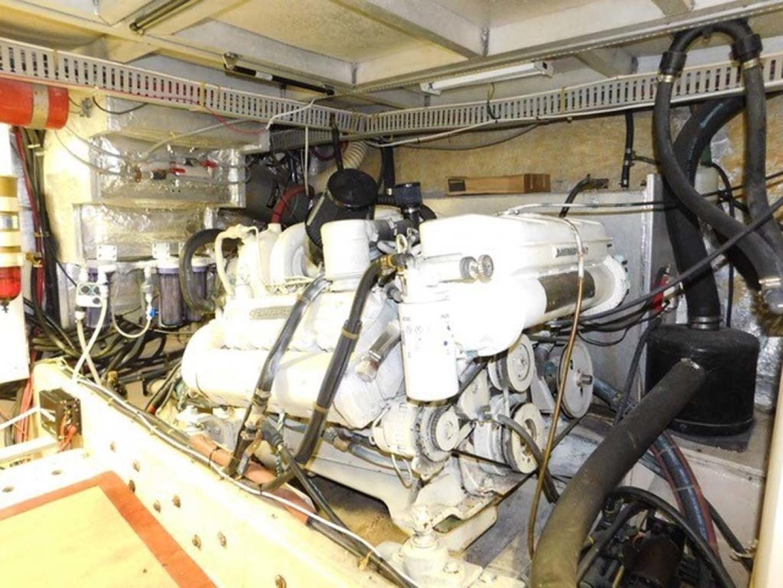 Californian-45 Aft Cabin Motor Yacht 1989-Last Tango Merritt Island-Florida-United States-Port Engine-1367184   Thumbnail