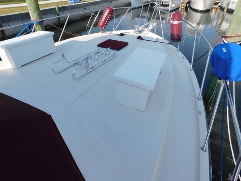 Californian-45 Aft Cabin Motor Yacht 1989-Last Tango Merritt Island-Florida-United States-Foredeck-1367168   Thumbnail