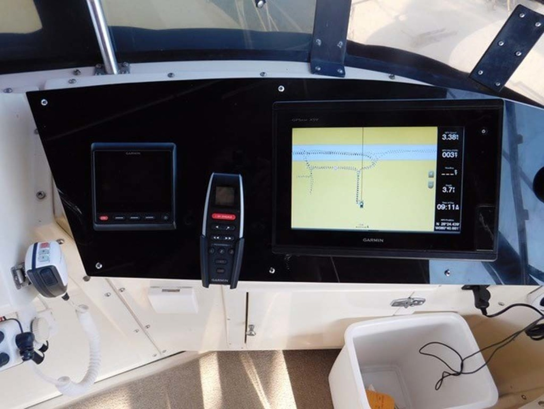 Californian-45 Aft Cabin Motor Yacht 1989-Last Tango Merritt Island-Florida-United States-Garmin GPS, Radar, Autopilot-1367173   Thumbnail